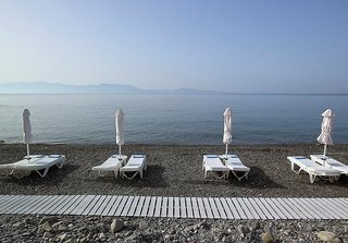Hotel Dimitra Beach Resort Strand
