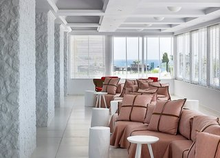 Hotel Dimitra Beach Resort Lounge/Empfang