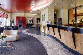 Hotel Quality Hotel Ambassador Lounge/Empfang