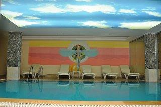 Hotel Acar Hallenbad