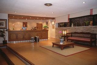 Hotel Araxa Lounge/Empfang