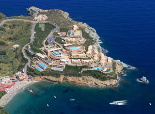 Hotel Sea Side Resort & Spa Luftaufnahme