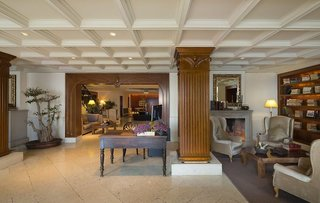 Hotel Gran Hotel La Florida Lounge/Empfang