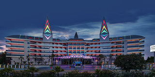 Hotel Botanik Platinum Außenaufnahme