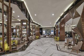 Hotel Botanik Platinum Lounge/Empfang