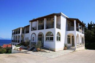Hotel Yannis Hotel Corfu Außenaufnahme