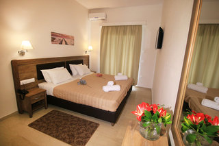 Hotel Yannis Hotel Corfu Wohnbeispiel