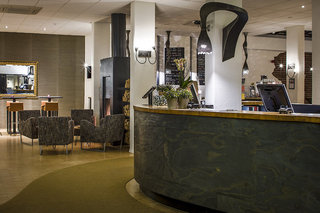 Hotel City Hotel Groningen Lounge/Empfang