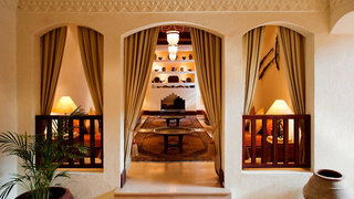 Hotel Al Maha, A Luxury Collection Desert Resort & Spa Lounge/Empfang