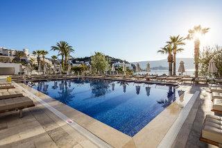 Hotel Voyage Bodrum - Erwachsenenhotel Pool