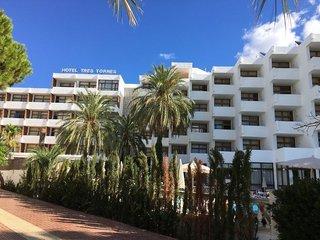 Hotel Tres Torres Außenaufnahme