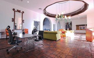 Hotel All Ritmo Cancun Resort & Waterpark Lounge/Empfang