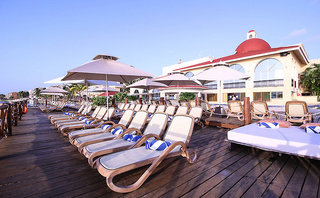Hotel All Ritmo Cancun Resort & Waterpark Terasse