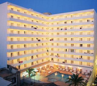 Hotel HSM Reina Del Mar Außenaufnahme