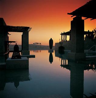 Hotel Bab Al Shams Desert Resort & Spa Pool