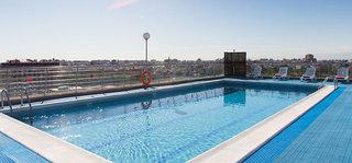Hotel Expo Valencia Pool