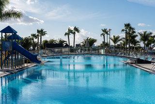 Hotel THB Tropical Island Außenaufnahme