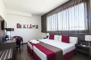 Hotel Hotel 4 Barcelona Wohnbeispiel