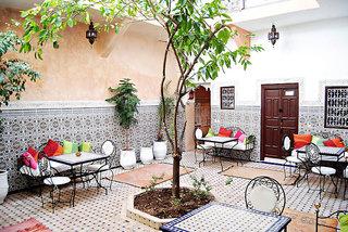 Hotel Riad Les Oliviers Terasse