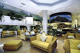 Hotel Paradise Park Fun Lifestyle Hotel Lounge/Empfang