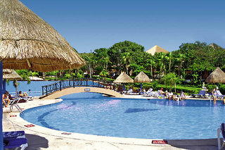 Hotel Allegro Playacar Pool