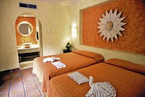 Hotel Allegro Playacar Wohnbeispiel