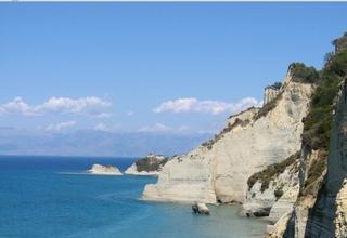 Hotel Govino Bay Corfu Landschaft