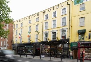 Hotel Arlington Hotel O´Connell Bridge Außenaufnahme
