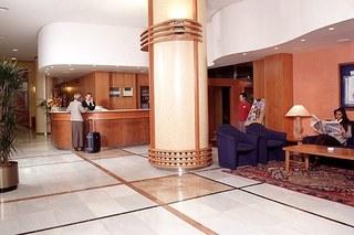 Hotel Catalonia Plaza Catalunya Lounge/Empfang