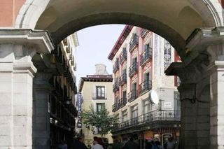 Hotel Petit Palace Posada Del Peine Außenaufnahme