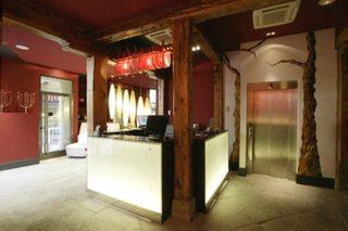 Hotel Petit Palace Posada Del Peine Bar