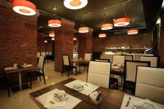 Hotel Petit Palace Posada Del Peine Restaurant