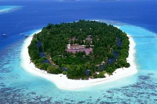 Hotel Royal Island Resort & Spa Luftaufnahme
