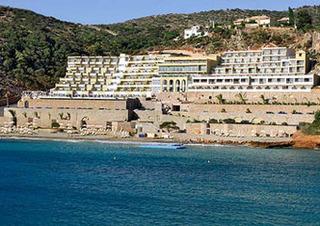 Hotel Blue Marine Resort & Spa Außenaufnahme
