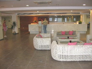 Hotel Blue Marine Resort & Spa Lounge/Empfang