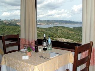 Hotel Li Graniti Restaurant