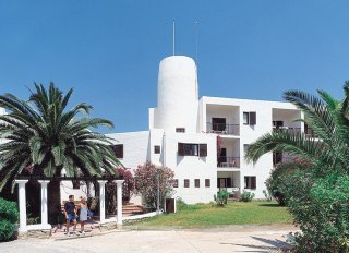 Hotel Aparthotel Club Maritim Außenaufnahme
