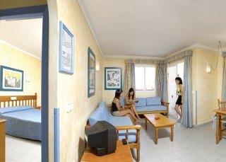 Hotel Aparthotel Club Maritim Wohnbeispiel