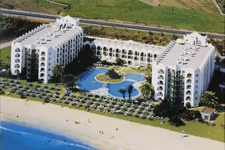 Hotel ONA Marinas de Nerja Beach & Spa Luftaufnahme