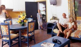 Hotel Blue Sea Es Bolero Aparthotel Wohnbeispiel