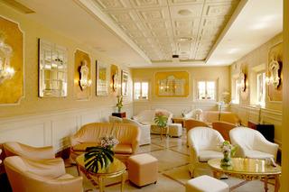 Hotel Principe Venedig Lounge/Empfang