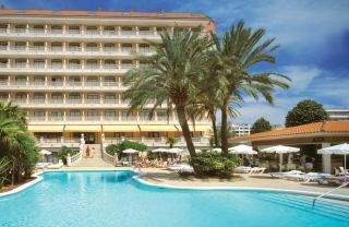 Hotel Aqua Silhouette & Spa Erwachsenenhotel ab 16 Jahren Pool