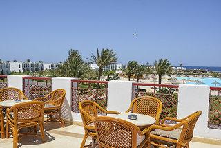 Hotel Gorgonia Beach Resort Terasse