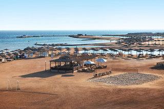 Hotel Long Beach Resort Hurghada Strand