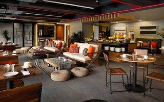 Hotel Citadines Kuta Beach Bali Frühstücksraum