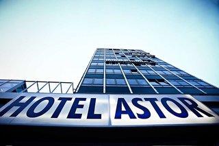 Hotel Astor Kiel by Campanile Außenaufnahme