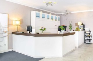 Hotel Astor Kiel by Campanile Lounge/Empfang