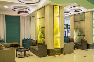 Hotel Kuban Resort & Aquapark Lounge/Empfang