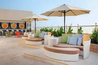 Hotel Doubletree by Hilton Ras Al Khaimah Terasse