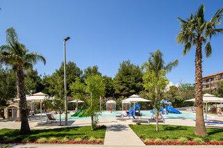 Hotel Portes Beach Garten